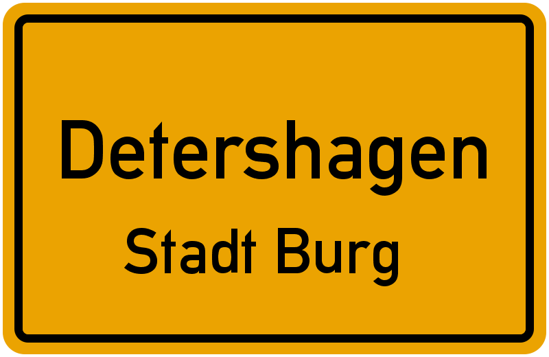 Detershagen